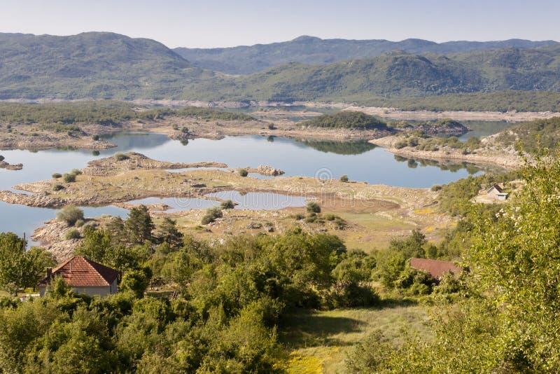Download View On Slano Lake - Montenegro Stock Photos - Image: 20742533