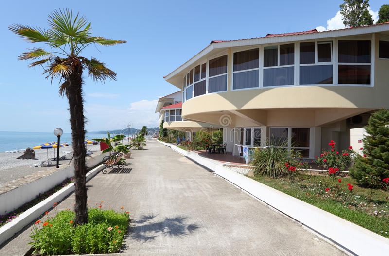 Download View on southern hotel stock image. Image of holiday - 11009051