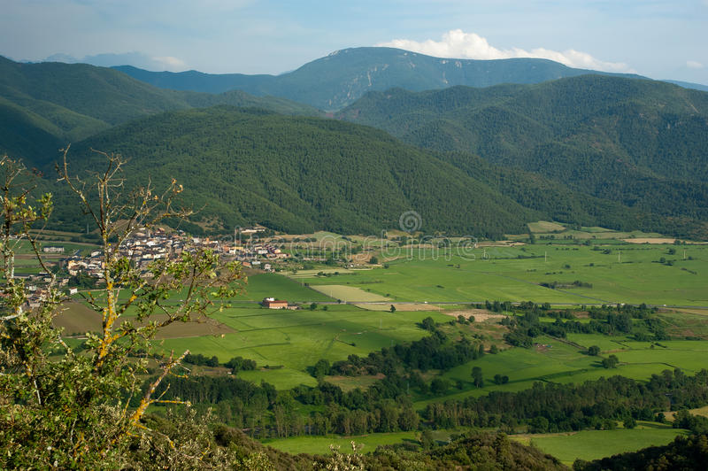 Download View of Spanish Pyrenees stock image. Image of pyrenees - 20193835