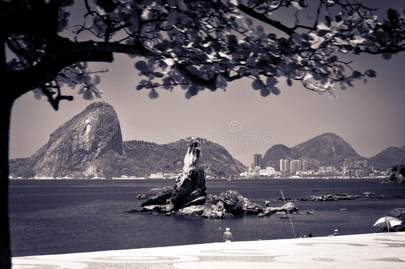 Download View Of The Sugarloaf In Rio De Janeiro Stock Image - Image of horizontal, sugarloaf: 29430037