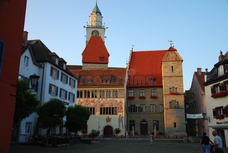 Bavarian tour in summer stock photo