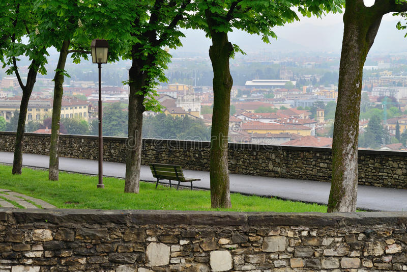 Download View To The Bergamo Royalty Free Stock Photo - Image: 31481225