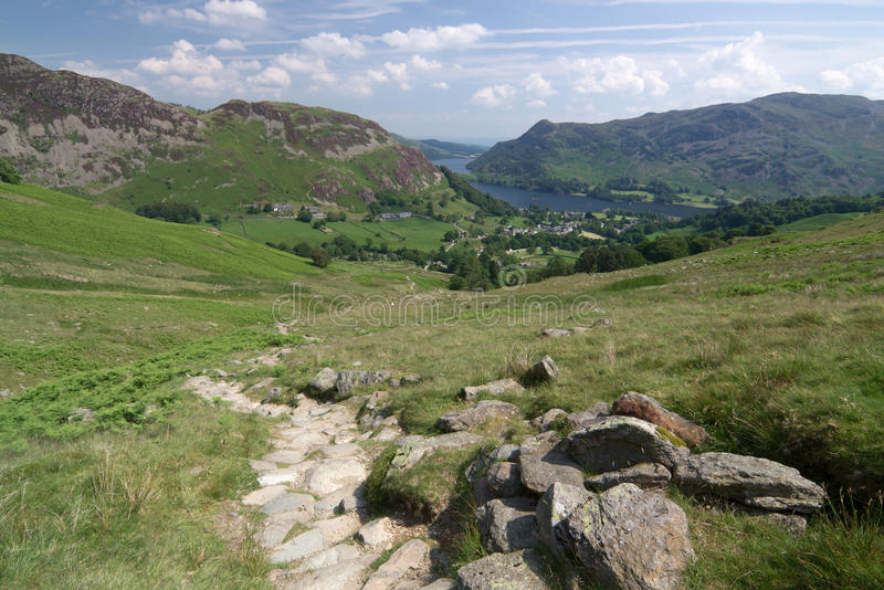 Download View To Glenridding And Ullswater Stock Photo - Image: 20345510