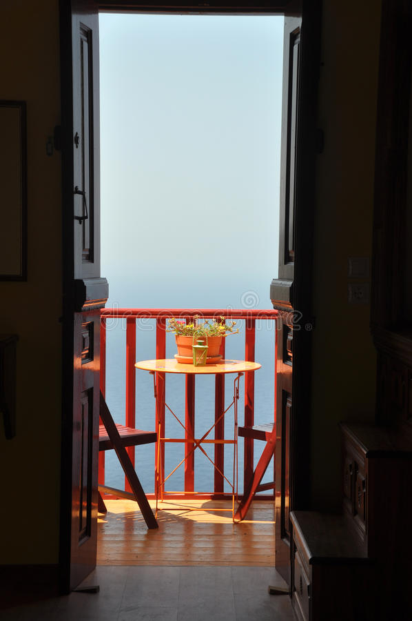 Free View To The Balcony Stock Photo - 15147520