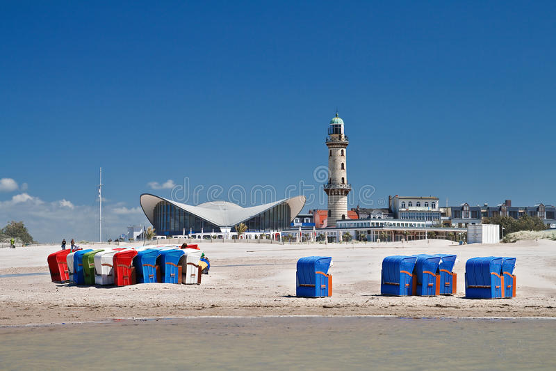 Download View To Warnemuende Royalty Free Stock Photography - Image: 12916677