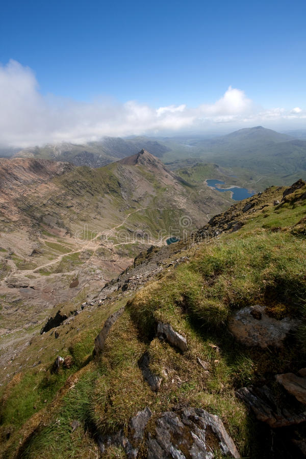 Download View From The Top Of Snowdon Stock Photo - Image: 14851972