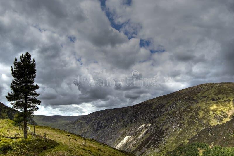 Download View Of Upper Lake. Ireland Stock Photo - Image of mountain, glendalough: 3262878