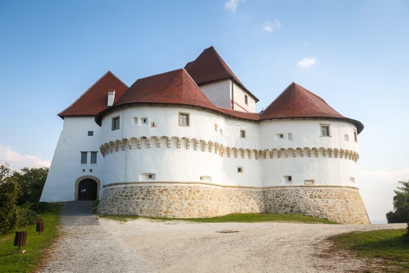Veliki Tabor castle in Zagorje royalty free stock images