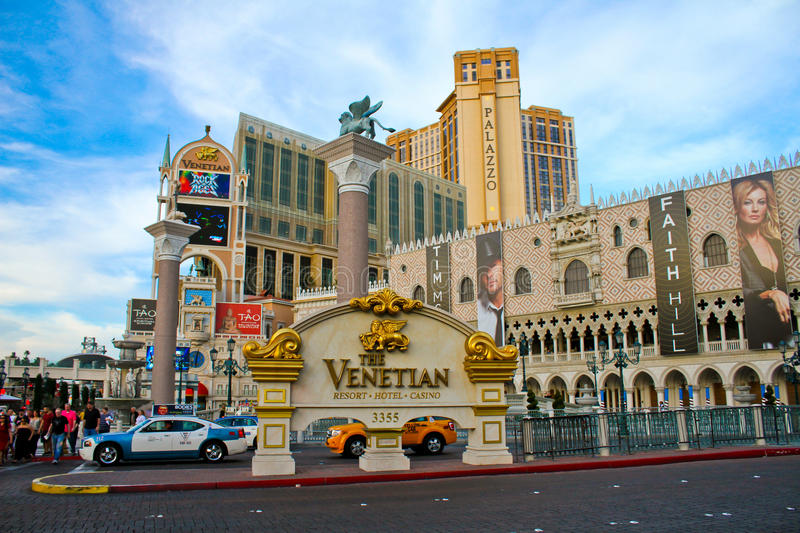 Download Venetian Hotel Las Vegas, NV Editorial Photography - Image: 29945412