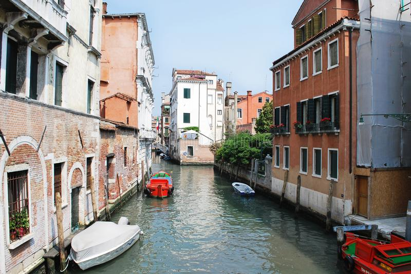 View of Venice stock images
