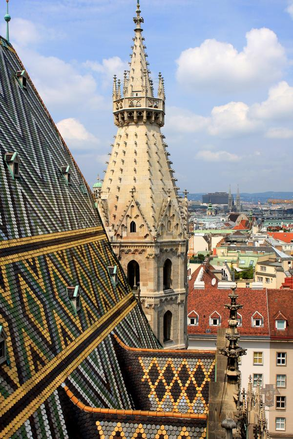 Download View of Vienna stock image. Image of culture, destination - 103486729