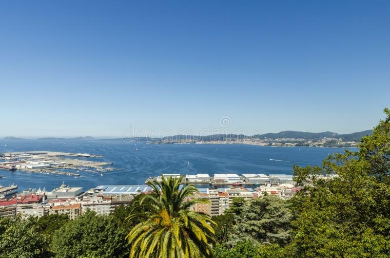 Download View Vigo stock image. Image of tourism, coast, maritime - 42195123