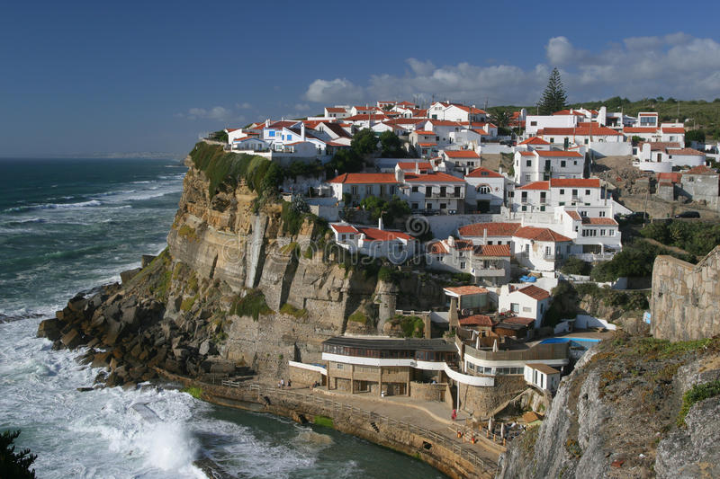 Download View On Village On Rocks Stock Photography - Image: 21565262