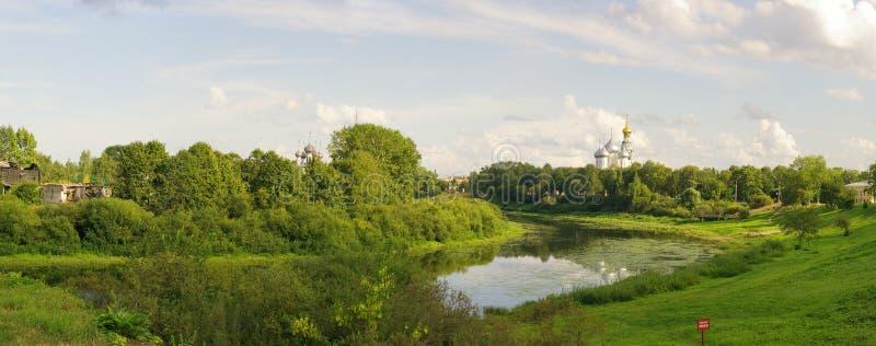 Download View of Vologda stock photo. Image of rural, european - 16094918