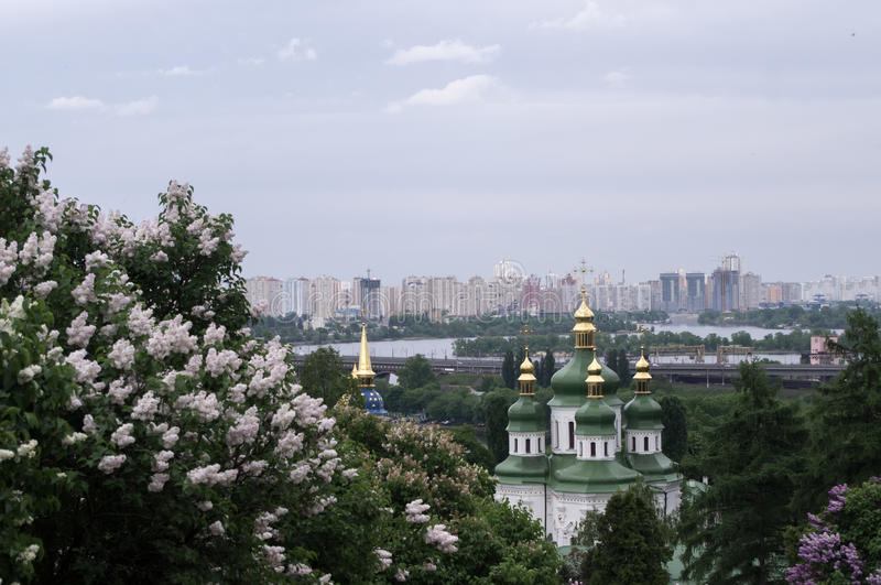 View Vudubickiy , Kiev stock photos