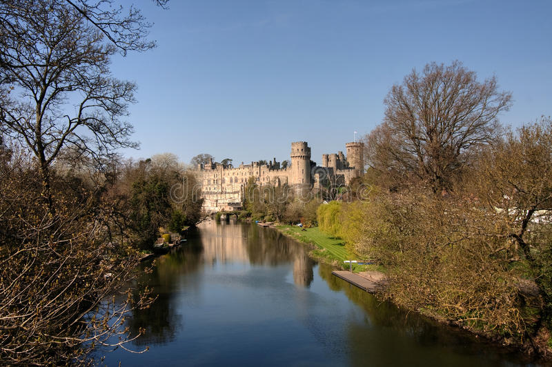 Download View of Warwick Castle stock photo. Image of warwick - 14082160