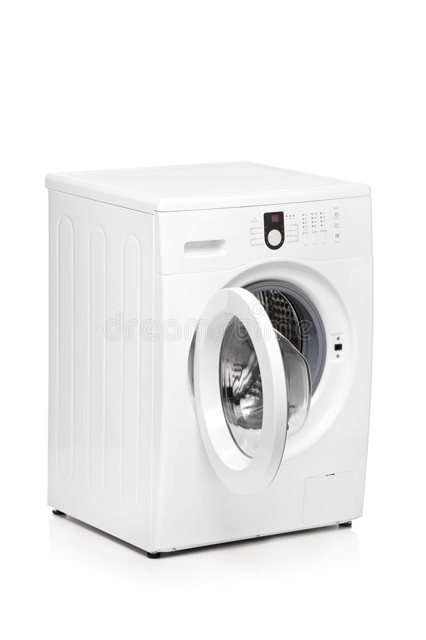 Download A View Of A Washing Machine Stock Photo - Image: 19199760