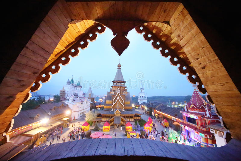 Download View From Window At Entertainment Center Kremlin Editorial Image - Image: 32791925