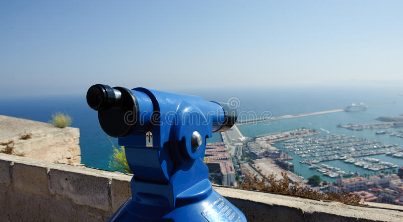Download Viewfinder In Alicante Spain Stock Images - Image: 26532534
