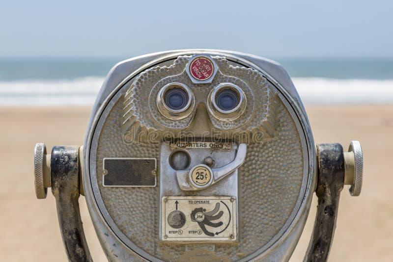 Viewing Binoculars royalty free stock images