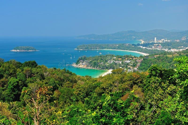 Download Viewpoint phuket stock photo. Image of boat, coastline - 30746282