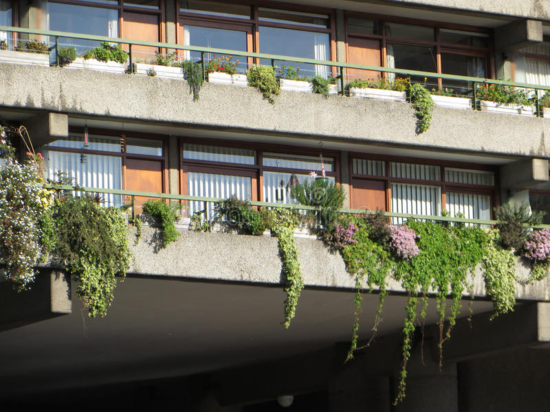 Download Views Of The Barbican Centre Stock Photo - Image: 31995790