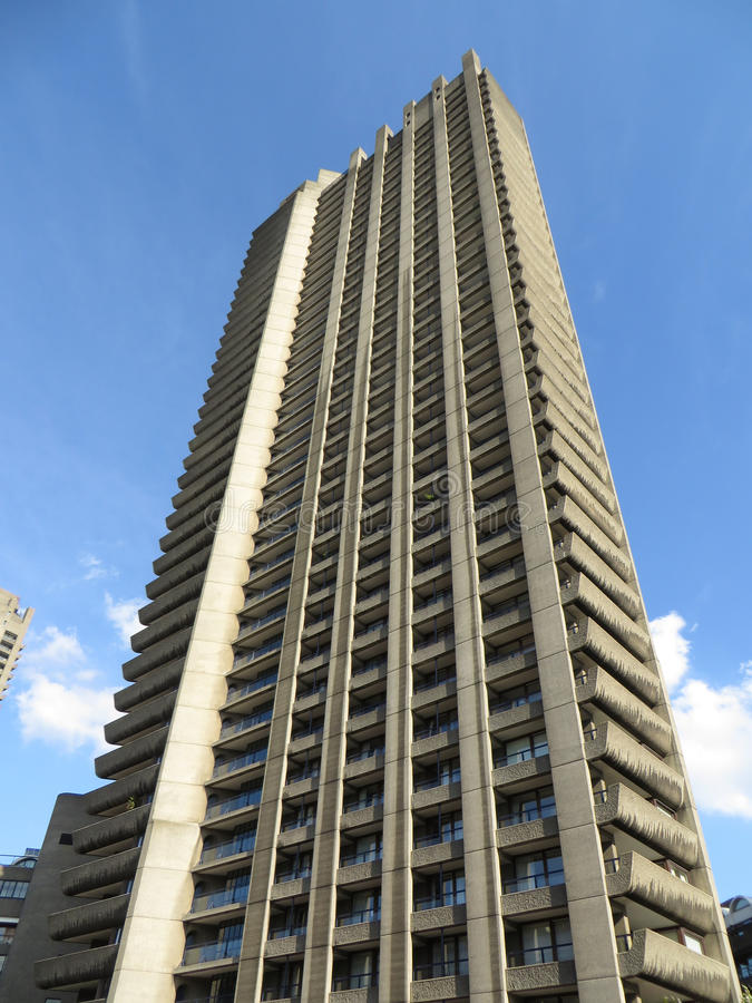 Download Views Of The Barbican Centre Stock Image - Image: 31995821