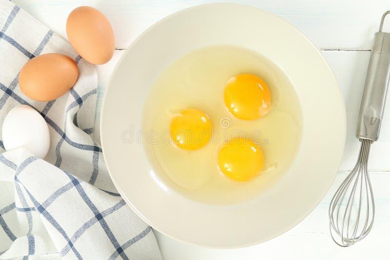 Vifta ägg arkivfoton