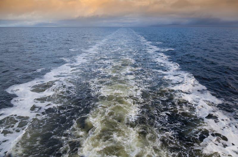 Vigília do navio imagens de stock