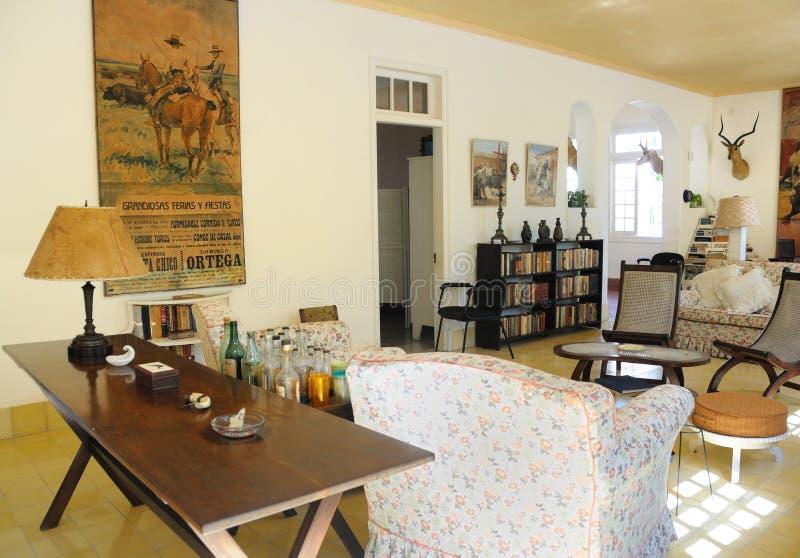 vigia finca Кубы hemingway домашнее стоковые фото