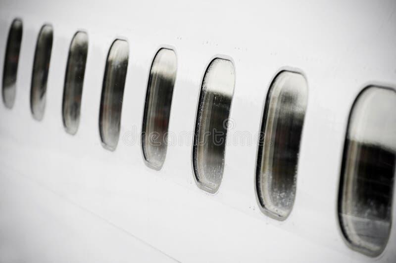 Vigias do avião foto de stock royalty free