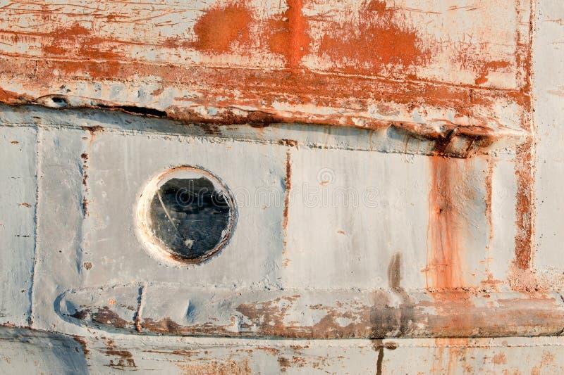 Vigias nos navios velhos fotos de stock