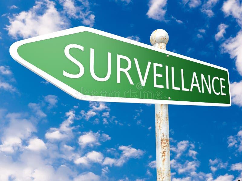 vigilancia libre illustration