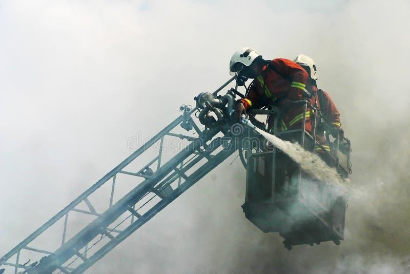 Vigili del fuoco fotografie stock libere da diritti