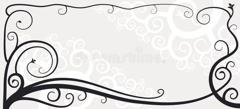 Vignette 03 vektor abbildung
