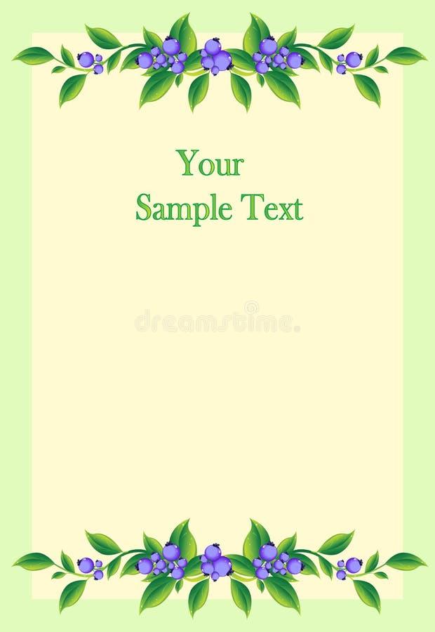 Download Vignette stock vector. Illustration of blank, freshness - 8586739