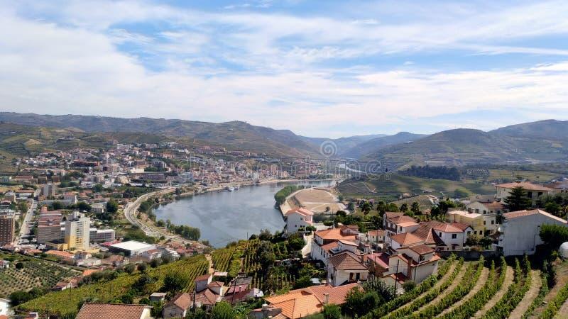 Vignobles de Douro photos stock