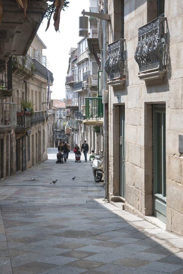 Vigo, Galicia stock images