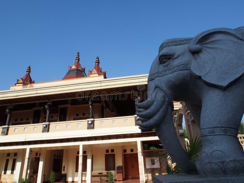 Vihara maravilloso Dhamma Sundara fotos de archivo libres de regalías