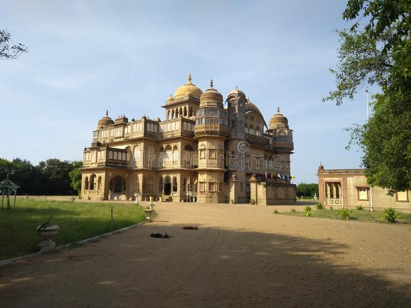 Vijay Vilas Palace imagens de stock royalty free