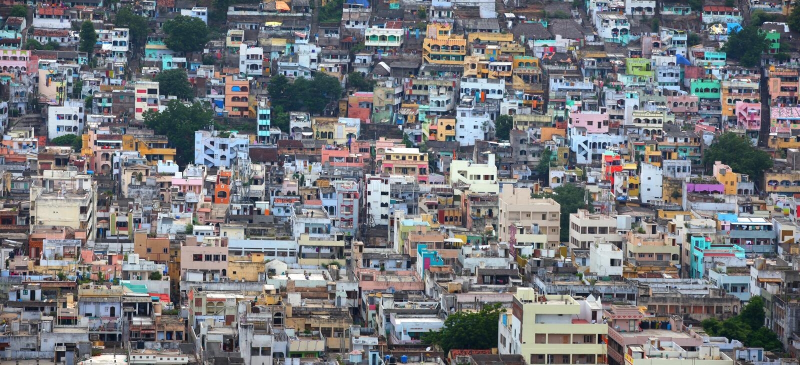 Vijayawada India immagini stock