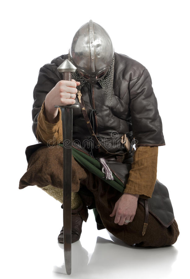 Viking royalty free stock photo