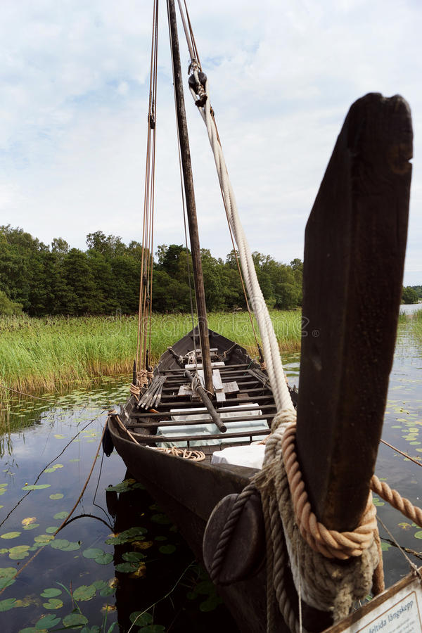 viking stock afbeelding