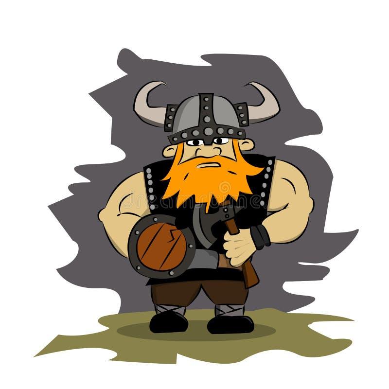 viking stock illustratie