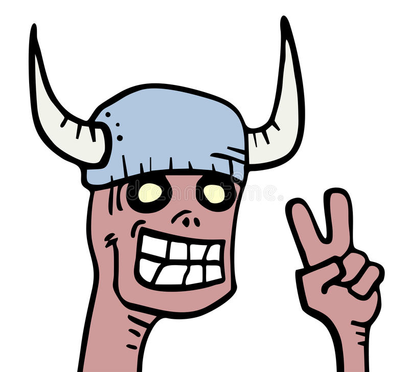 Download Viking Character Royalty Free Stock Photo - Image: 27310275