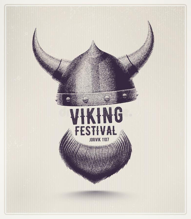 Viking Festival libre illustration