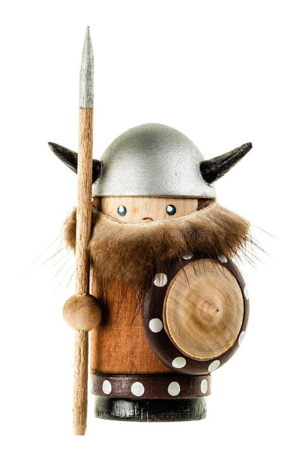 Viking Figurine Stock Photo