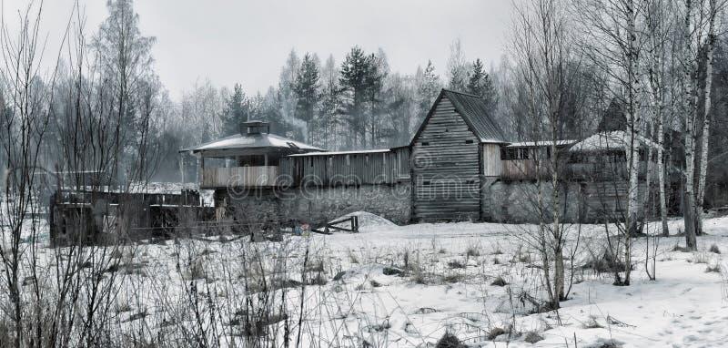 Viking House photo libre de droits