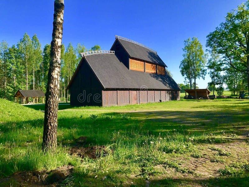Viking House imagen de archivo