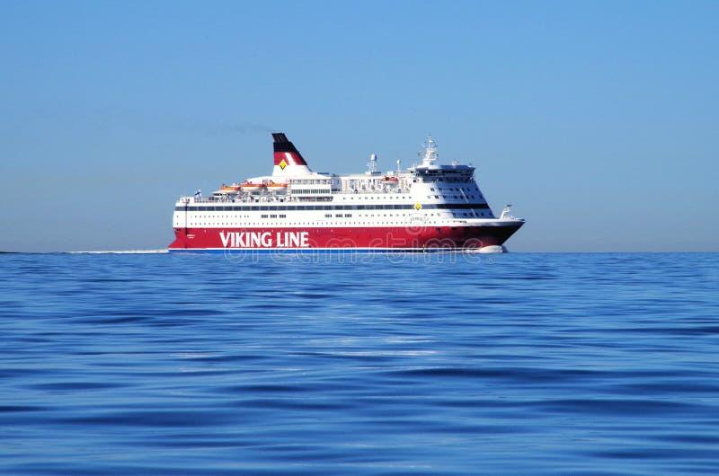 Viking Line imagen de archivo